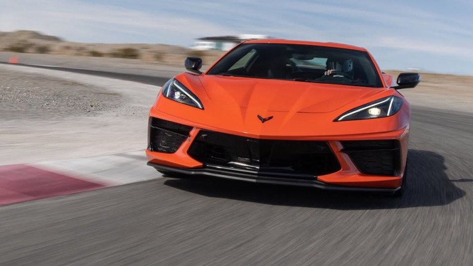 2022 GMSV Chevrolet Corvette price and specs: Starts from $144,990