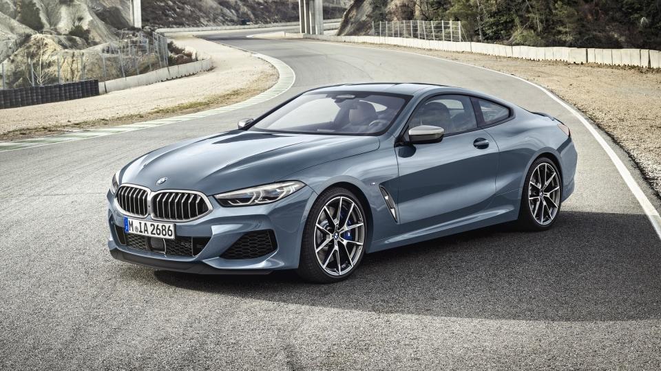 2019 BMW 8-Series