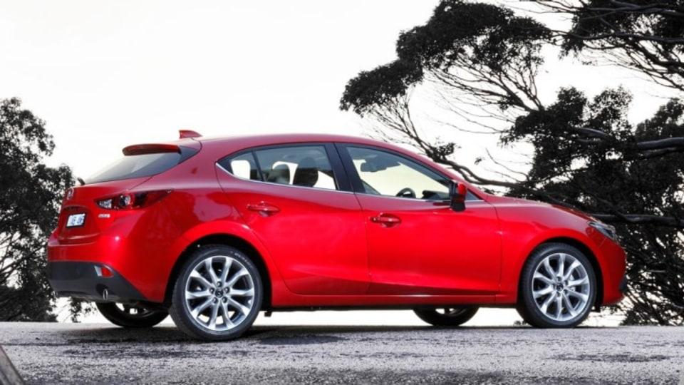 Mazda3 SP25 Astina.