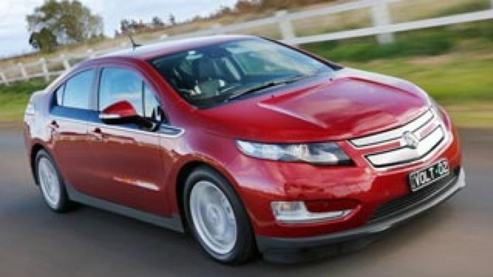 $60,000 Volt still a bargain, says Holden