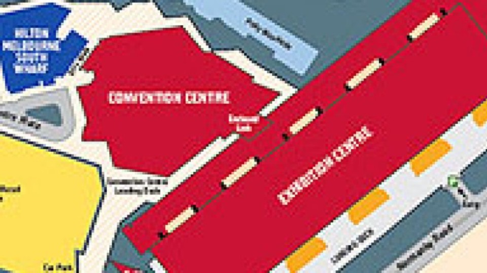 2011 Melbourne motor show:  How to get there