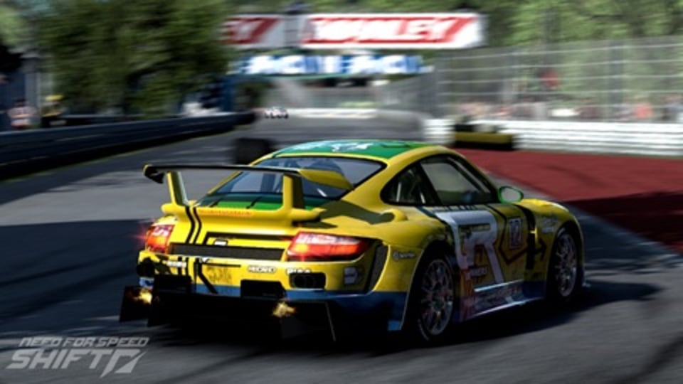 Need For Speed SHIFT Screenshots