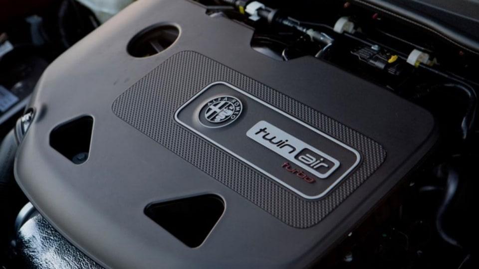 Alfa Romeo MiTo TwinAir.