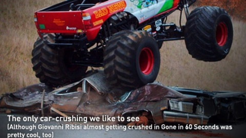 What Grinds My Gears: Car Crushing