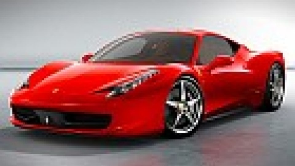 New Ferrari 458 Italia: official pictures and details