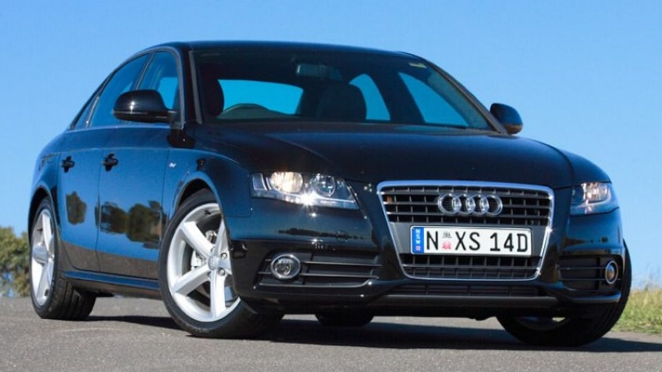 Best Luxury Car Under $60,000: 2008 Audi A4 1.8T
