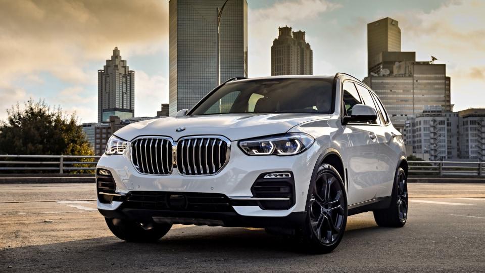BMW X5 2019 First Drive