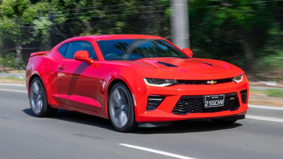 Road test: 2018 Chevrolet Camaro SS
