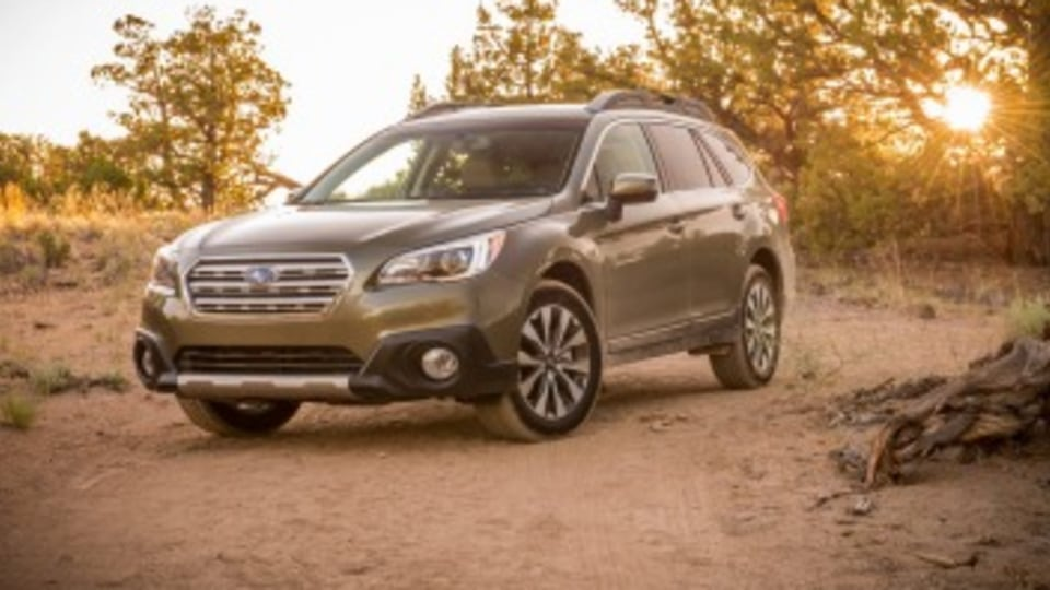 The Subaru Liberty Outback has excellent CVT transmission.