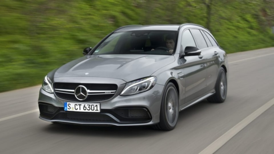 Mercedes-AMG C63 Esate offers extreme performance as well as wagon practicality.