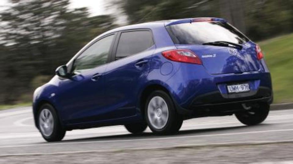 Mazda2 Helps Mazda to July Sales Record
