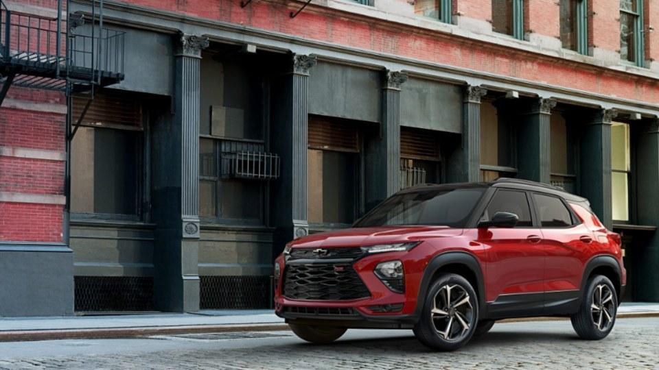 GM Adds To SUV Range With New Trailblazer