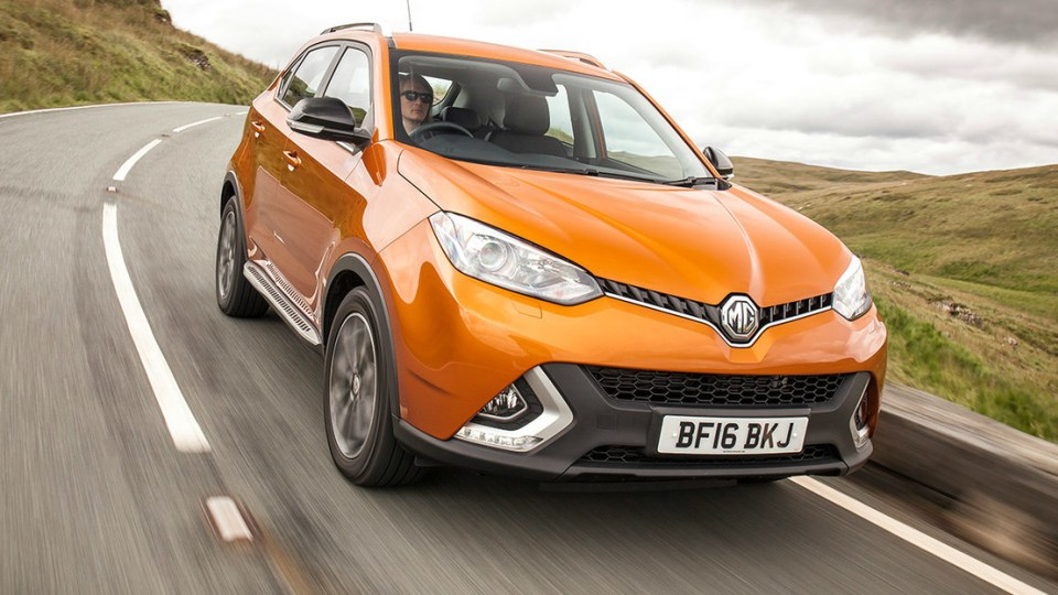 MG GS Scores First 5-Star ANCAP Rating For China - 5-Stars Also For Suzuki Swift | Kia Rio