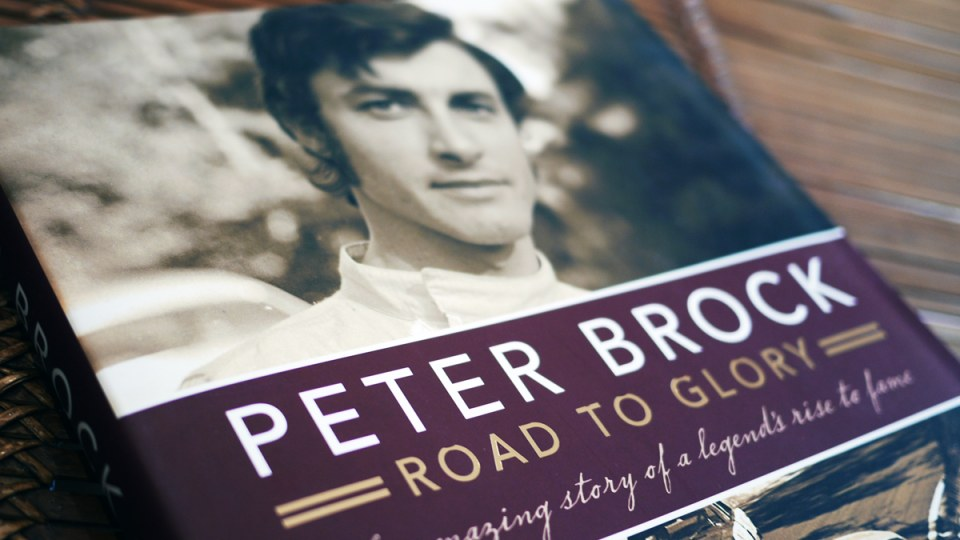 Peter Brock: Road To Glory Winners Announced