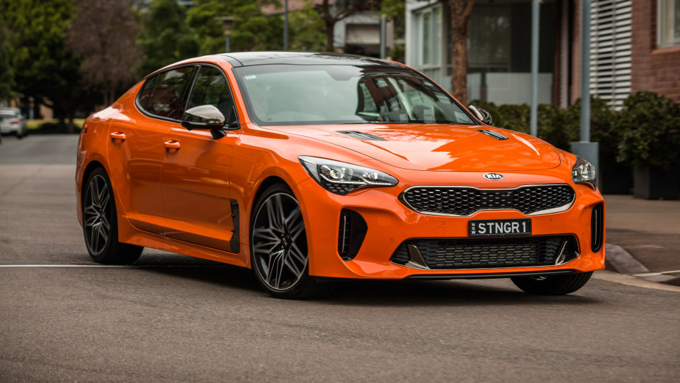 Kia Stinger granted stay of execution under CEO Ho-Sung Song