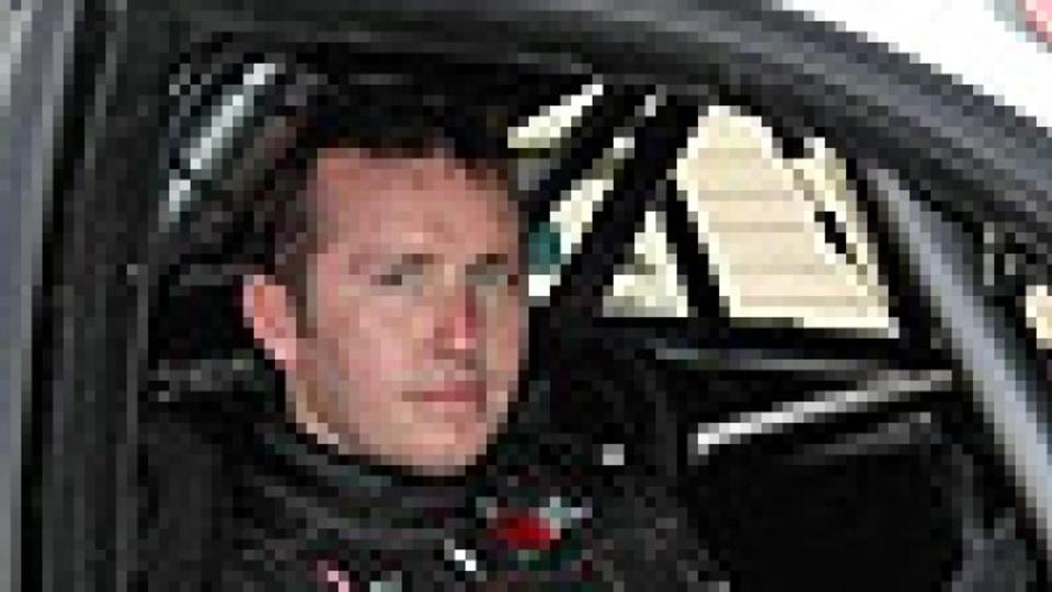 V8 rookie shares same fate as hero