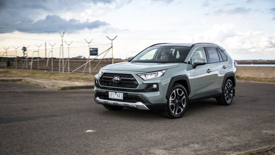 Family Review: 2019 Toyota RAV4 Edge Petrol Auto