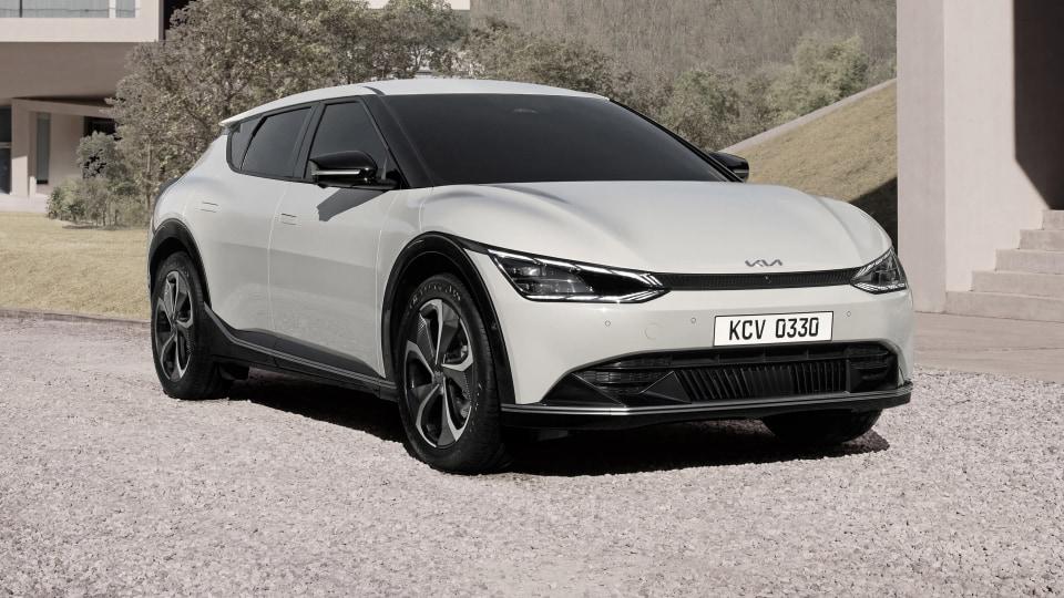 2021 Kia EV6 unveiled: All-electric model marks new era for Korean brand