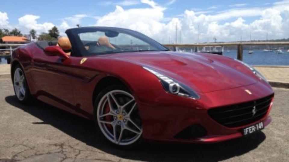 Ferrari California T Quick Spin