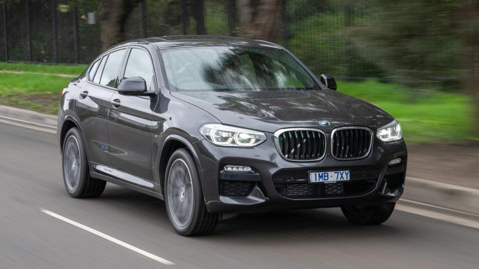 BMW X4 20d 2018 review