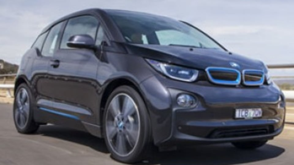 BMW i3 new car review