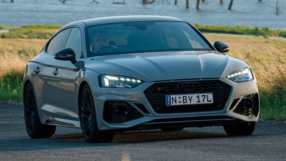 2021 Audi RS5 Sportback up for grabs in charity raffle