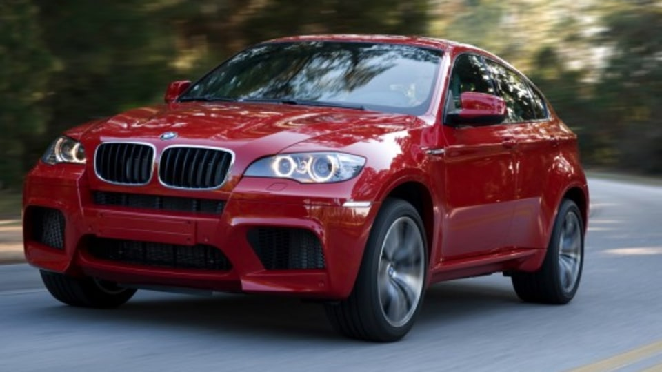 2010 BMW X6 M And X5 M Australian Pricing Announced