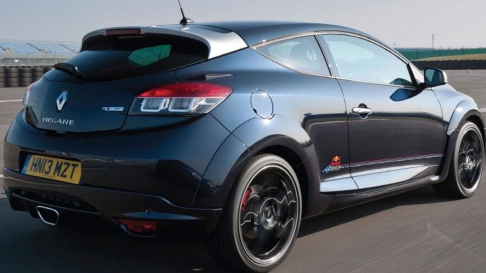 Renault Megane RS265 Red Bull RB8 Limited Edition.