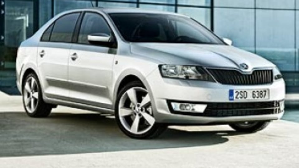 Bigger than the VW Golf and close to the current Octavia in external bulk, the Rapid will be carry strong value and practicality messages to Australian consumers, especially families.