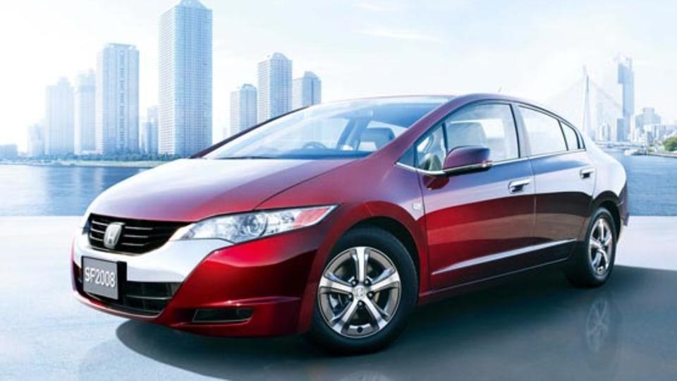 Honda FCX Clarity Voted 2009 World Green Car