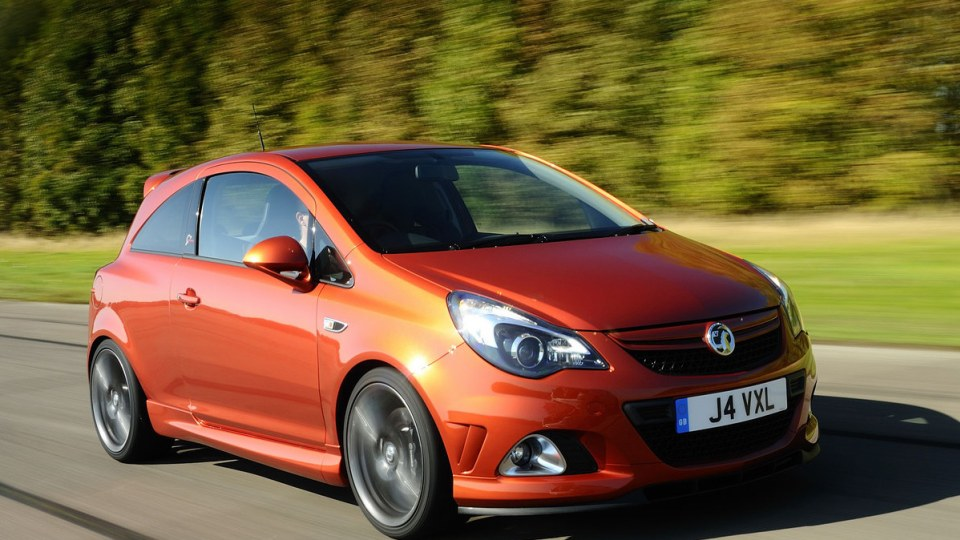 Vauxhall Corsa VXR Nurburgring Edition On Sale In UK