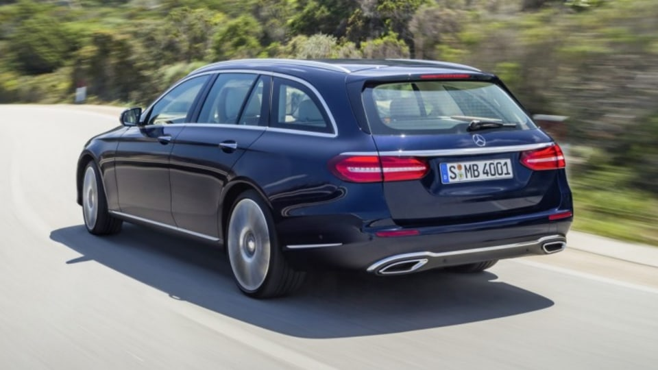 The new Mercedes-Benz E-Class Estate is expected locally by the end of 2016.