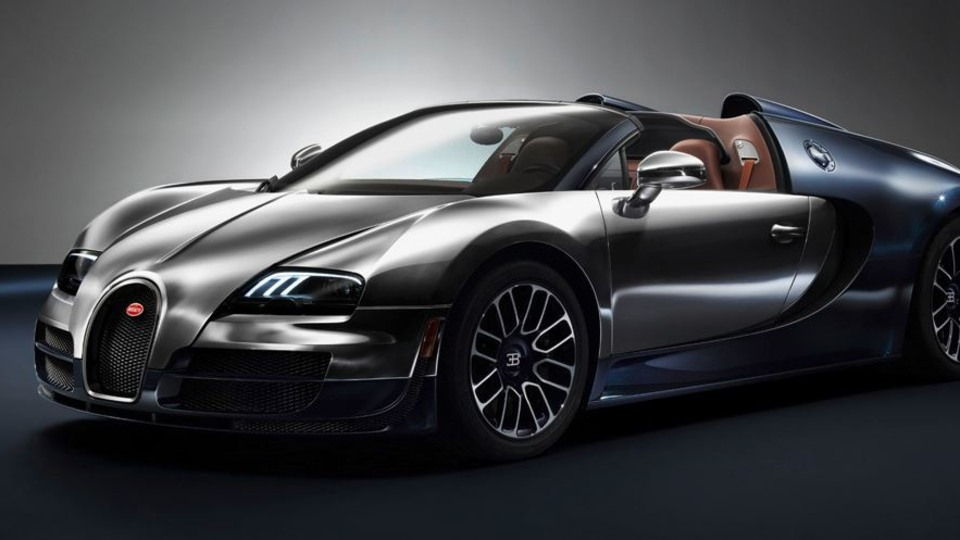 Bugatti Veyron Production Just 8 Cars Away From Ending: Report