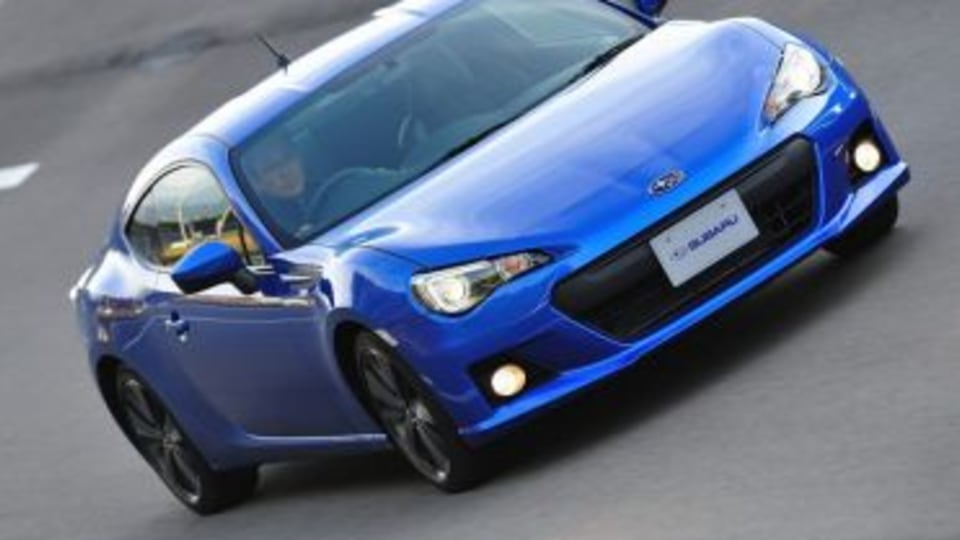 Subaru BRZ could be axed