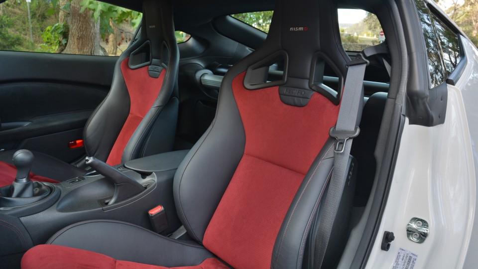 2018 Nissan 370Z Nismo.