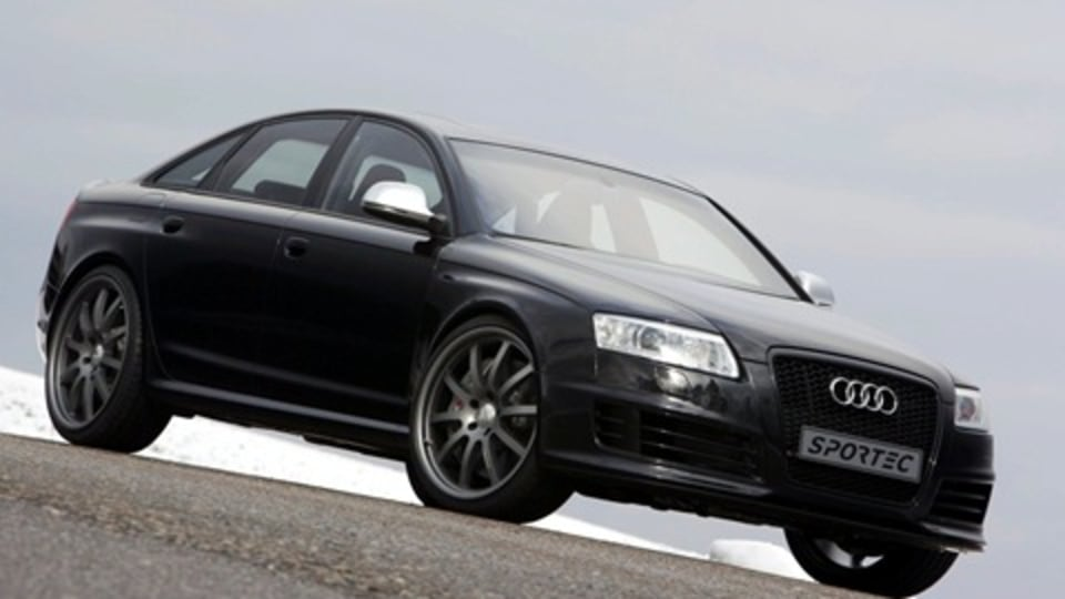 Sportec Takes The Audi RS6, Delivers The RS700