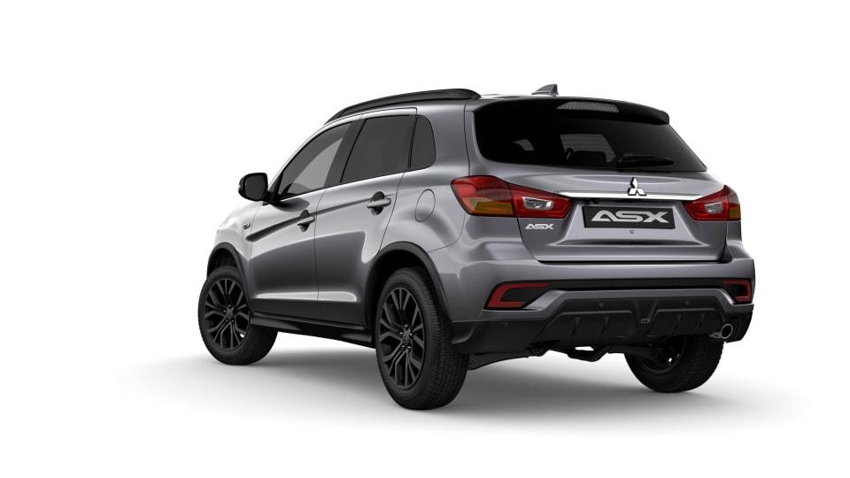 Black Edition Mitsubishi ASX
