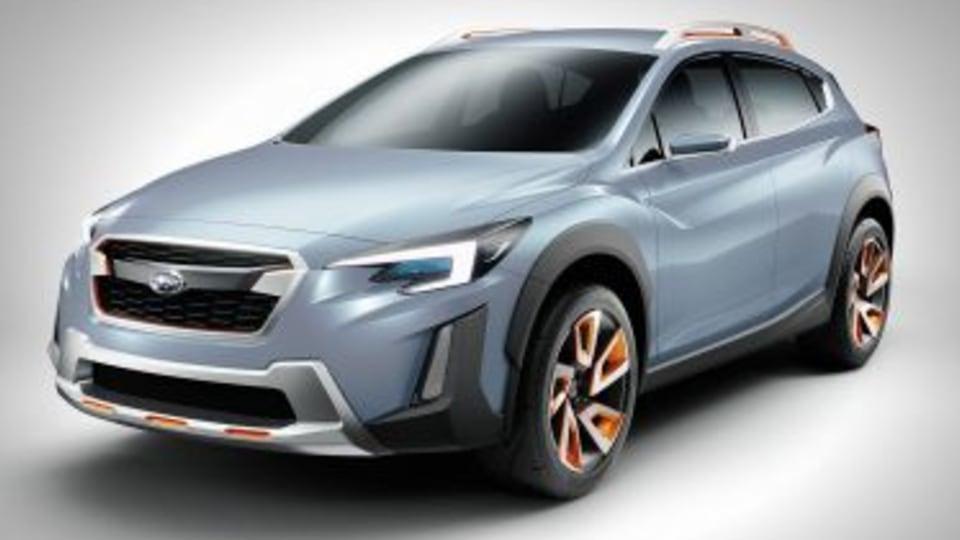 New Subaru XV teased