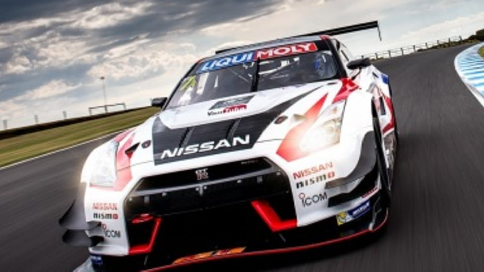 Nissan enters Australian GT series