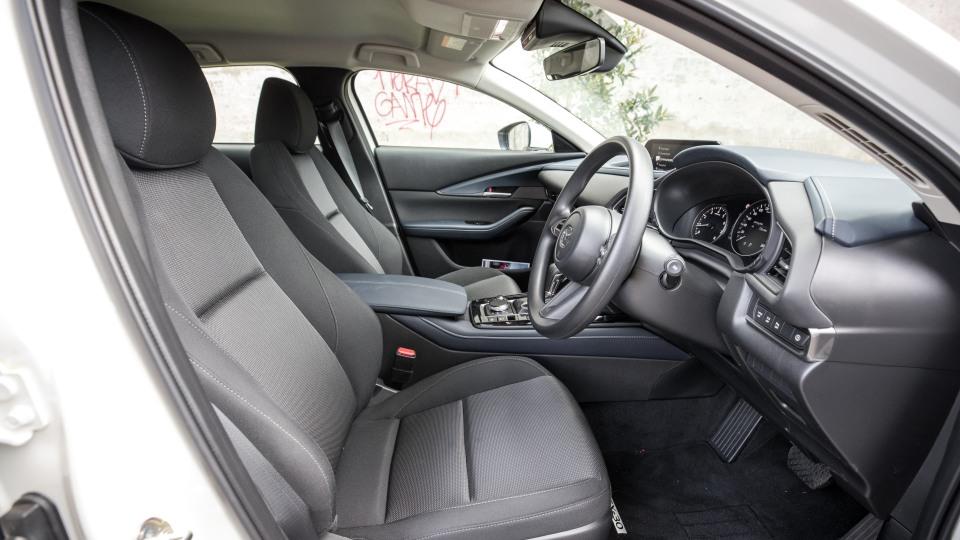 2020 Mazda CX-30 G20 Pure review-3