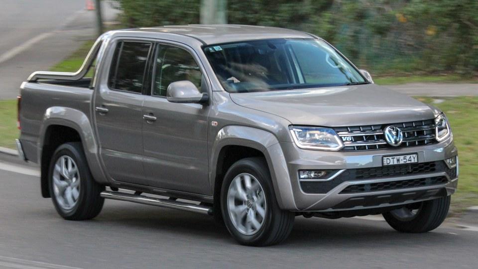 Volkswagen Amarok V6 Ultimate