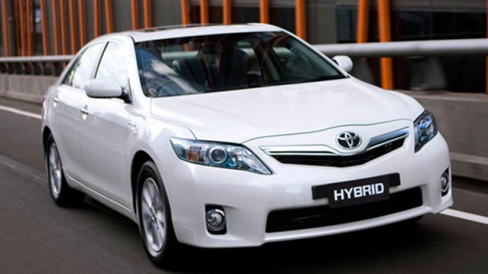 Toyota Camry Hybrid