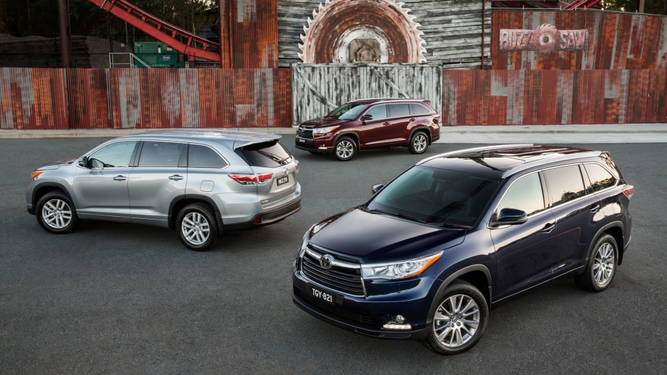 Toyota Kluger Used Car Review-1