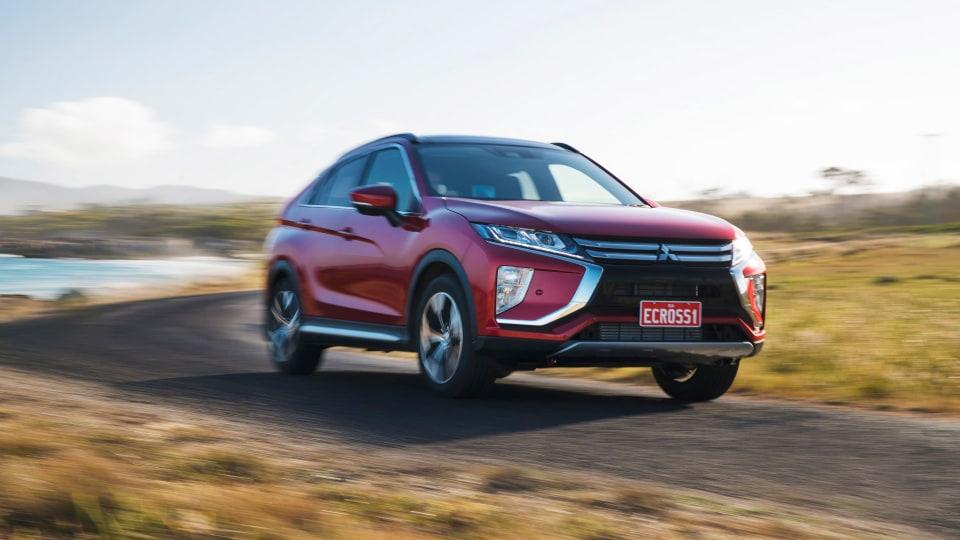 2018 Mitsubishi Eclipse Cross Exceed.
