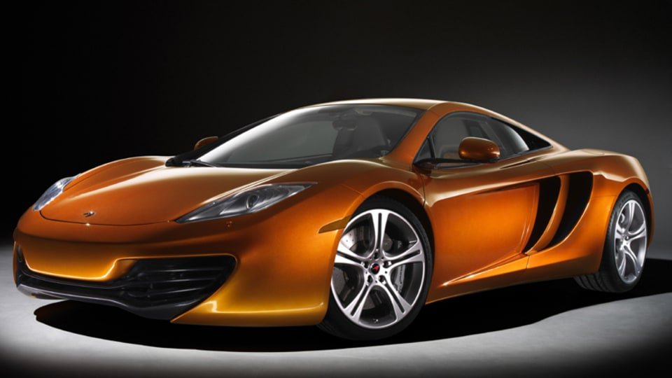 2011 McLaren MP4-12C Revealed Further In New On-Road Videos