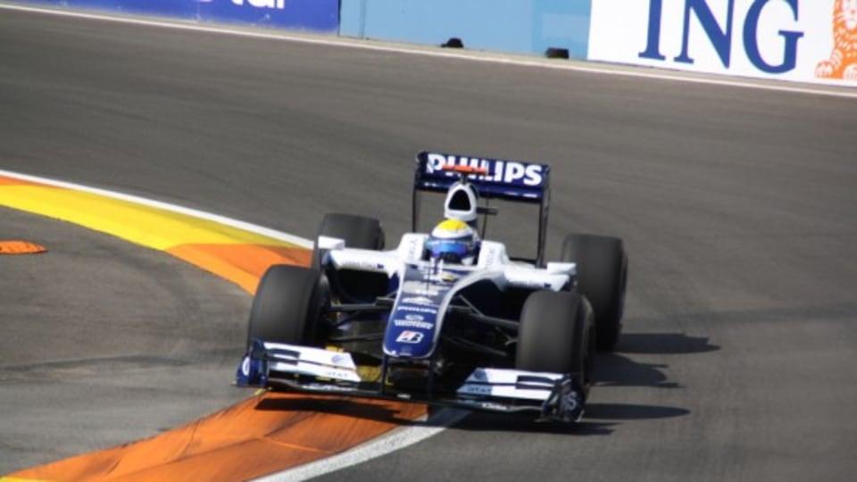 F1: Rosberg  Confirms Williams Exit