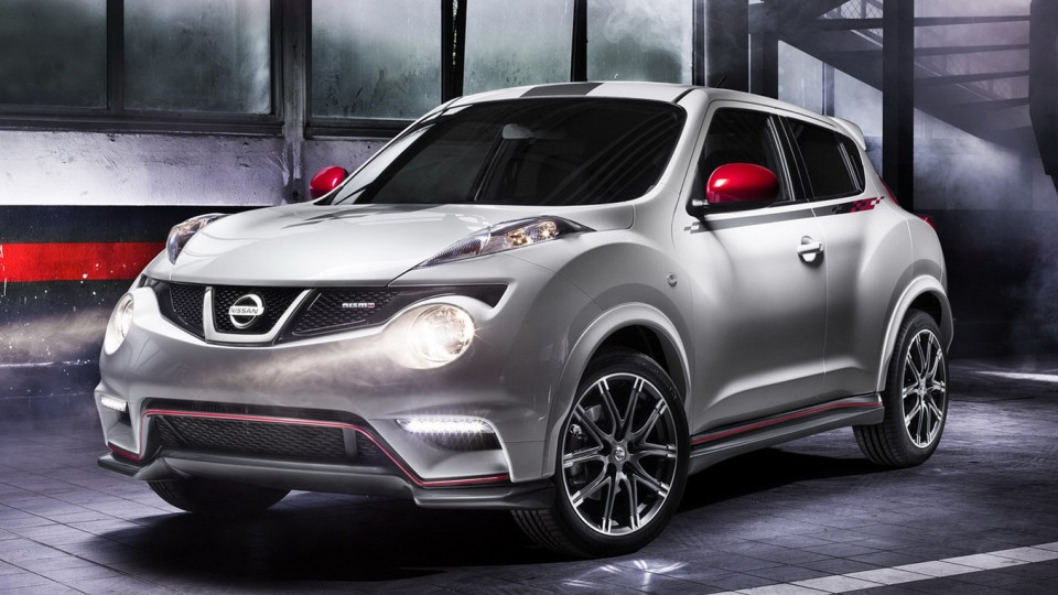 Nissan Juke Gets Nismo Styling And Performance Package For Europe