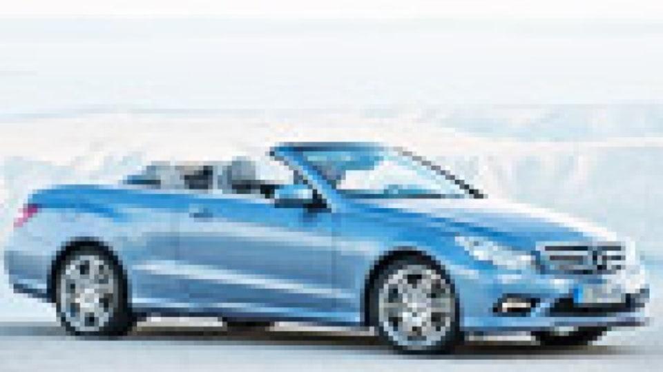 Mercedes-Benz E250 CGI Cabrio