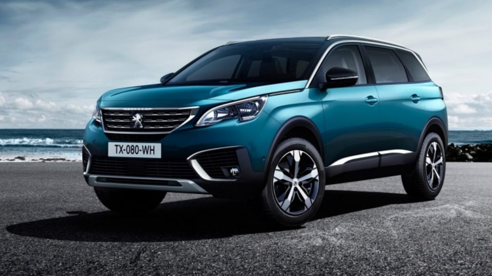 Peugeot 5008 pricing revealed