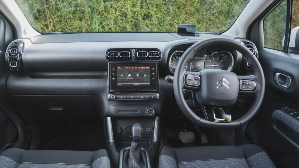 2019 Citroen C3 Aircross Shine review-1